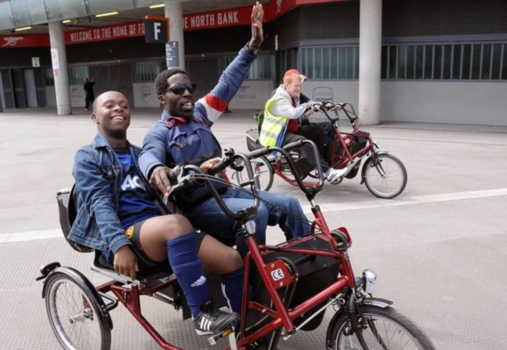 Pedal Power makes a wheel of difference to cyclists with disabilities